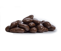 The largest, plumpest, juciest raisins coated in a satisfying sugar free chocolate.