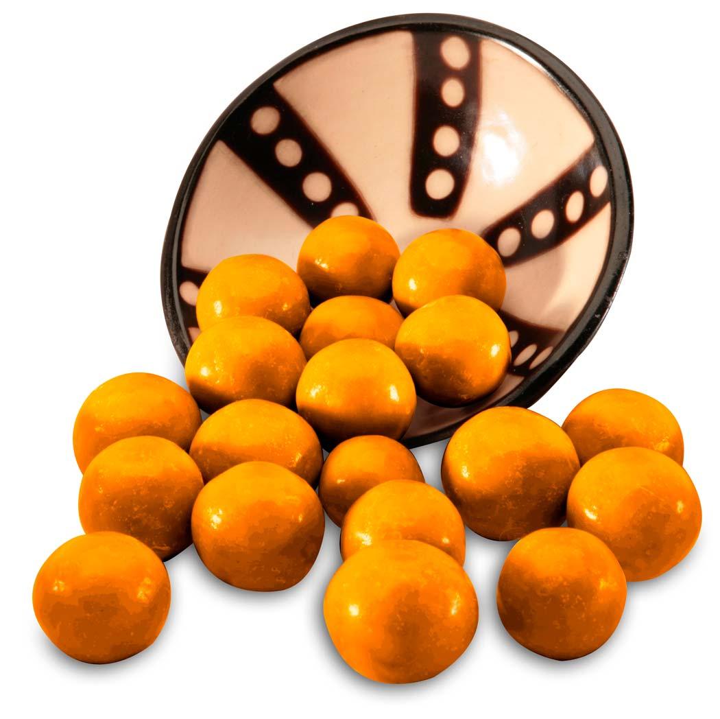 Pumpkin Malted Milk Balls - FallThe South Bend Chocolate Company