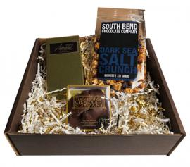A Taste of SBCC Gift Box contains: