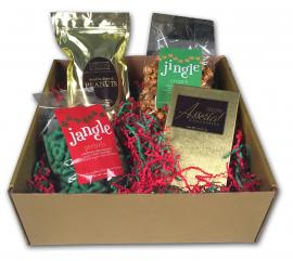 Christmas Spirit comes shipped in a gift box with the following: