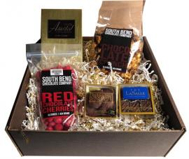 The Mood Enhancer Gift Box contains the following: