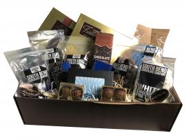 The Total Experience Gift Box contains the following: